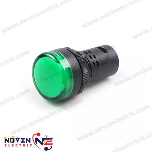 چراغ سیگنال قطر ۱۶ سبز - AD16-LED