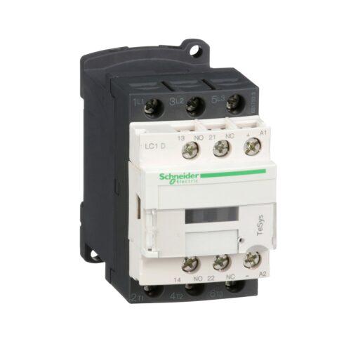 کنتاکتور اشنایدر 25 آمپر بوبین 48V/AC