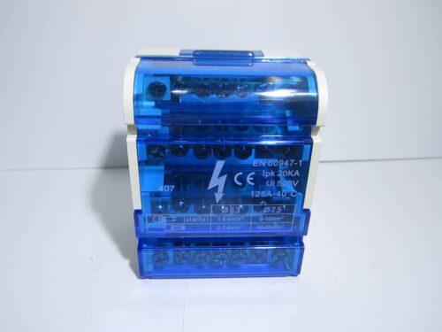 ترمینال باکس T-BOX سه فاز 7 پیچ