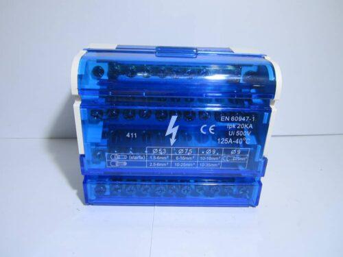 ترمینال باکس T-BOX سه فاز 11 پیچ